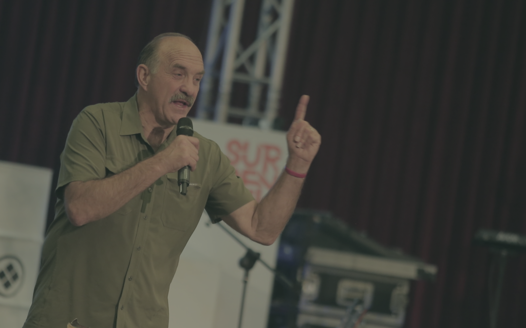 Lunch with Lou Engle